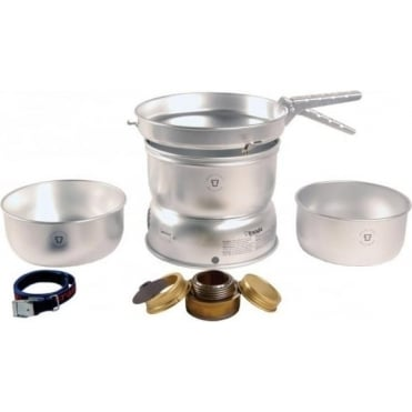 25-1 UL Stove with Alloy Pans