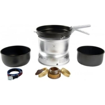 25-5 UL Stove with Non-Stick Alloy Pans