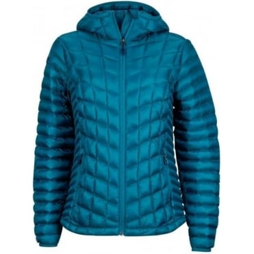 Womens Featherless Insulated Hoody