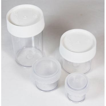 Wide Mouth Jars - Sold in Pairs