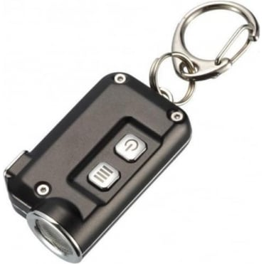 TINI Mini Metallic Keychain Light