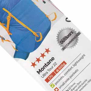Montane Ultra Tour 22 Product Review
