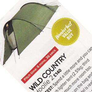 Wild Country Hoolie 2 Product Review