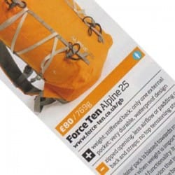 Force Ten Alpine 25 Product Review