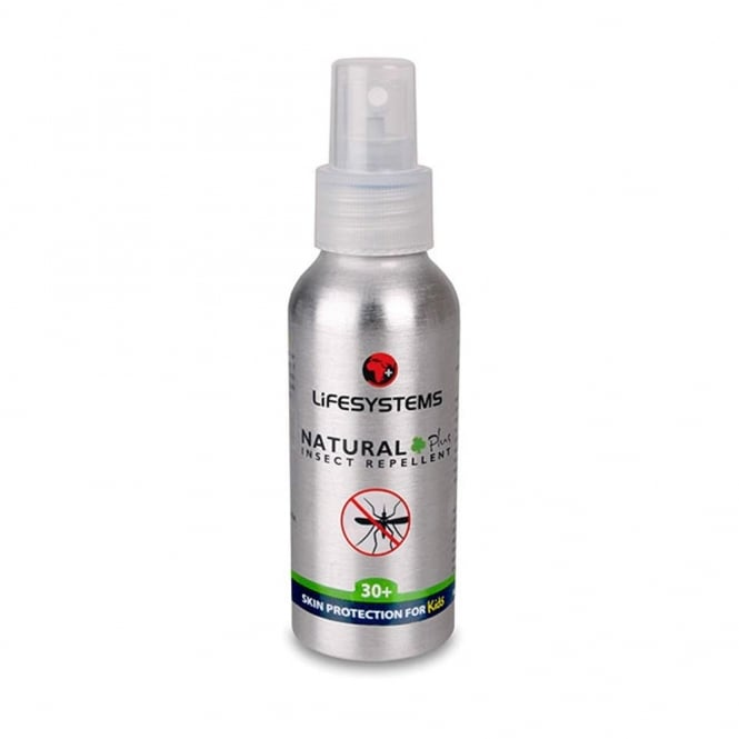 Life Systems Natural 30+ Insect Repellent Spray