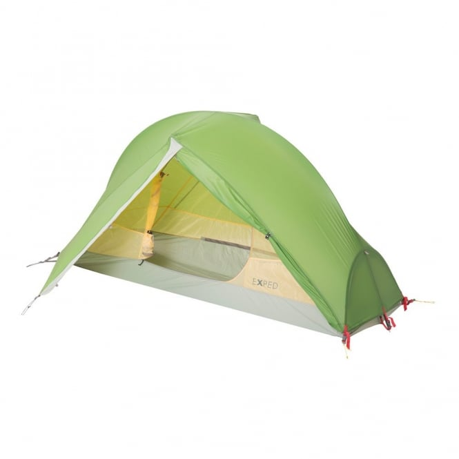 Mira I HL Solo Tent  sc 1 st  Basec&Gear & Exped Mira I HL Solo Tent | UK | BasecampGear