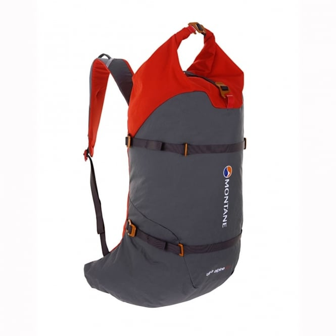 Montane Ultra Alpine 38+5L Lightweight Technical Climbing Pack