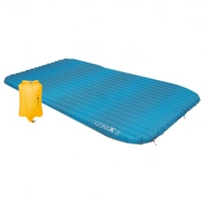 Exped DeepSleep Mat Self-Inflating Insulated Sleeping Pad Single and Duo