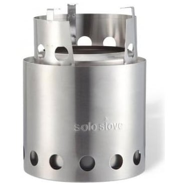 Wood Burning Backpacking Stove (Solo Stove Lite)