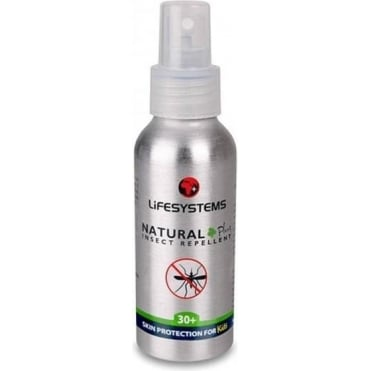 Natural 30+ Insect Repellent Spray