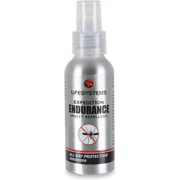 Expedition Endurance Low Deet Based Insect Repellent Spray 100ml