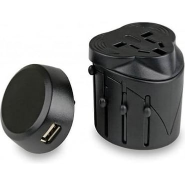 Universal Travel Adaptor USB - Past Season