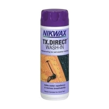 TX.Direct Wash-In Waterproofer for Wet Weather Clothing