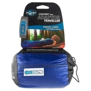 Coolmax Adaptor Traveller with Pillow Insert