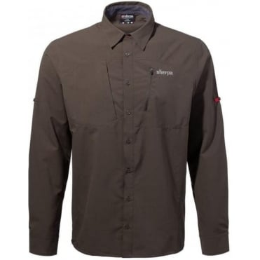 Tansen Long Sleeved Trekking Shirt