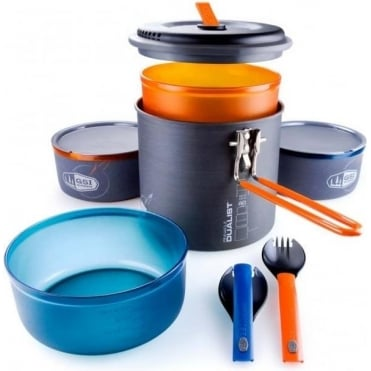 Pinnacle Non-Stick Dualist Backpacking Cookset