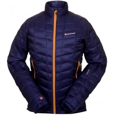 Hi-Q Luxe Insulated Micro Jacket