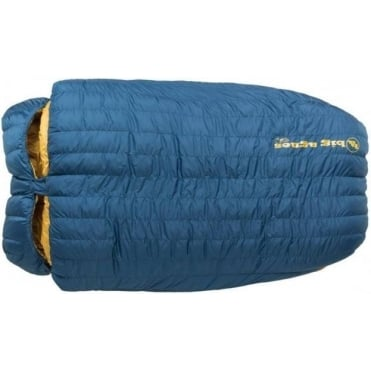 King Solomon 15 Doublewide Down Sleeping Bag