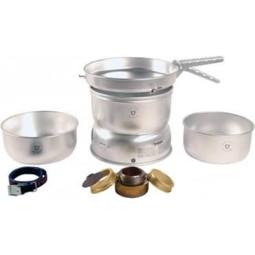 27-1 UL Stove with Alloy Pans