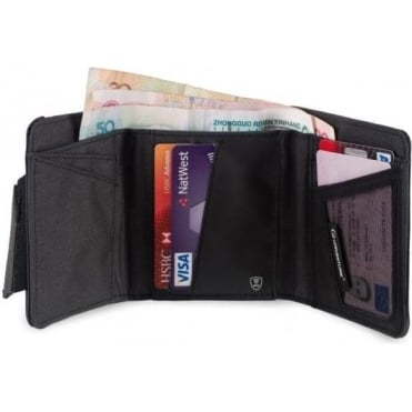 RFID Protected Tri-Fold Wallet