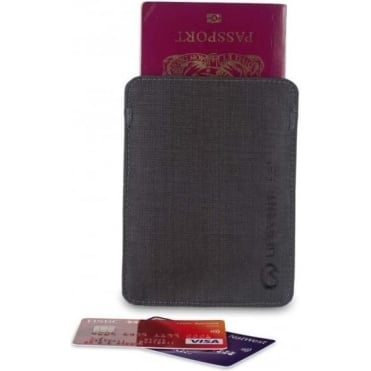 RFID Protected Passport Wallet