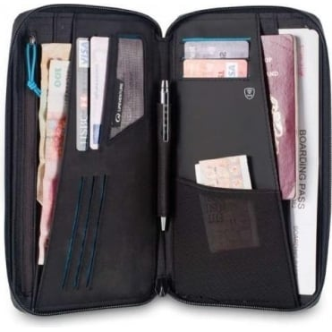 RFID Protected Document Wallet
