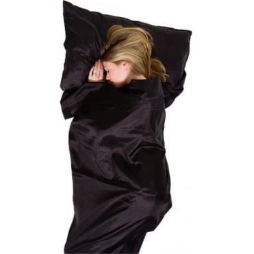 Silk Ultimate Sleeping Bag Liner, Anti-bac, Mummy