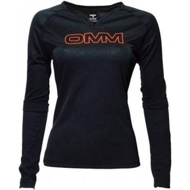 Womens Long Sleeve Trail Tee