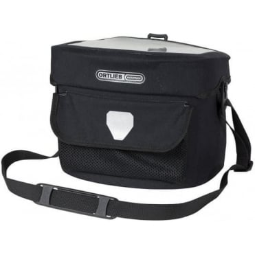 Ultimate 6M Pro Handlebar Bag with Magnetic & Transparent Lid