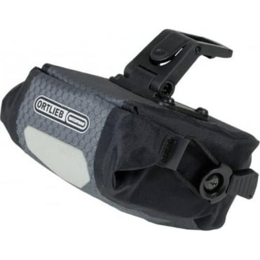 Micro Saddle-Bag with Integrated Clip System