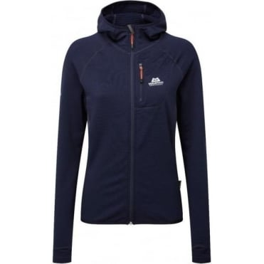 Womens Eclipse Hooded Jacket