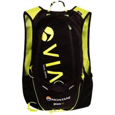 Via Jaws 10L Ultra Distance Trail Running Pack