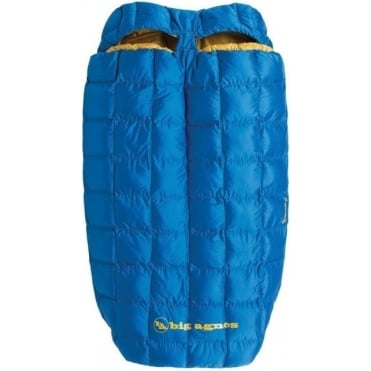 Sentinel 30 Double Wide Down Sleeping Bag