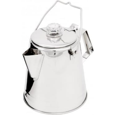 Glacier Stainless 8 Cup Percolator
