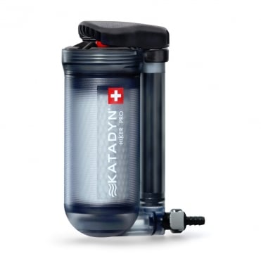 Hiker Pro Transparent Water Filter